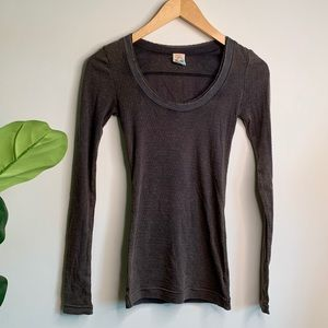 Free People Long Sleeve T-Shirt